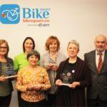Premio per il progetto Bikesquare Baraggia, con 7 itinerari tra la savana e le risaie del riso DOP